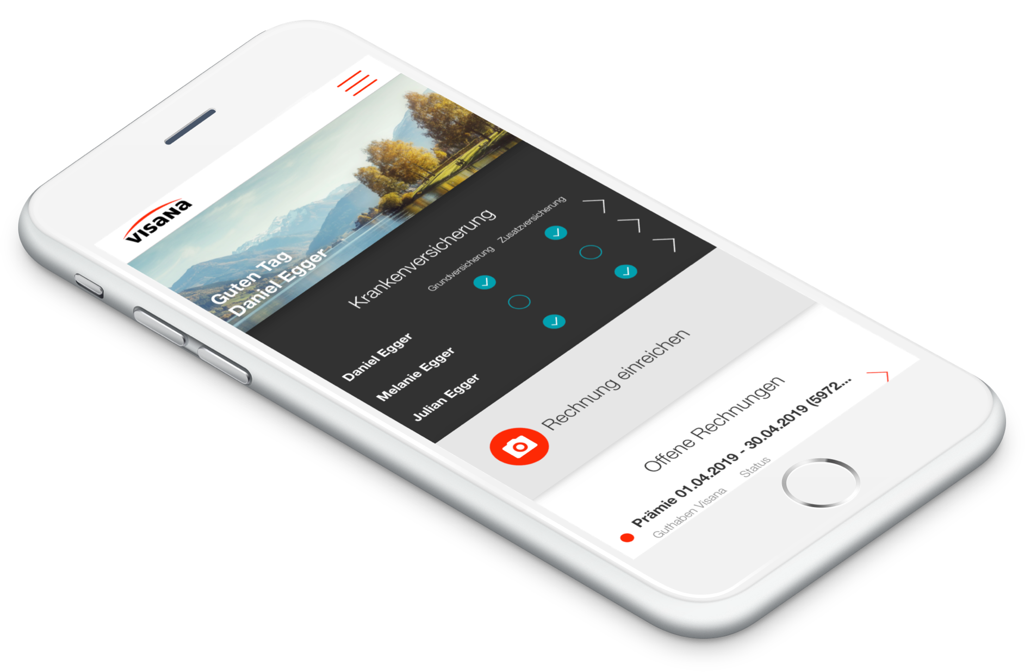 Mobile apps service in Switzerland